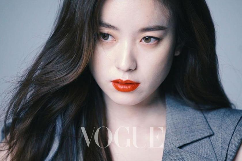 Han Hyo Joo for Vogue Taiwan's March 2017 Issue – Hyo Han's